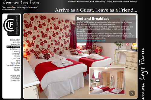 Common Leys Farm Bed and Breakfast