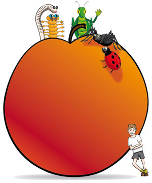 James and the Giant Peach (Roald Dahl, Adapted by David Wood)